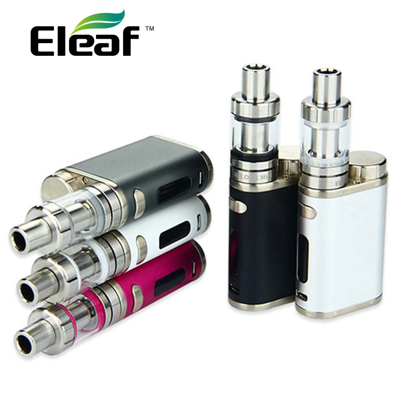 цена на Original Eleaf iStick Pico Kit 75W with MELO 3 Mini Tank 2ml Pico Mega with Melo 3 Atomizer Vape E cigarette vs Only PICO Mod