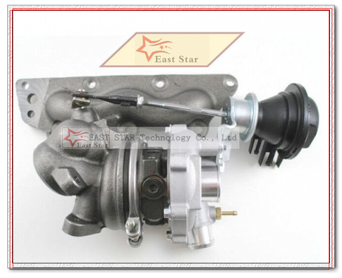 GT12 GT1238S 727238 727238-0001 A1600961099 Turbo Turbocharger For Smart MCC For Brabus ROADSTER MC01 03- 0.7L M160 M160-1 82HP
