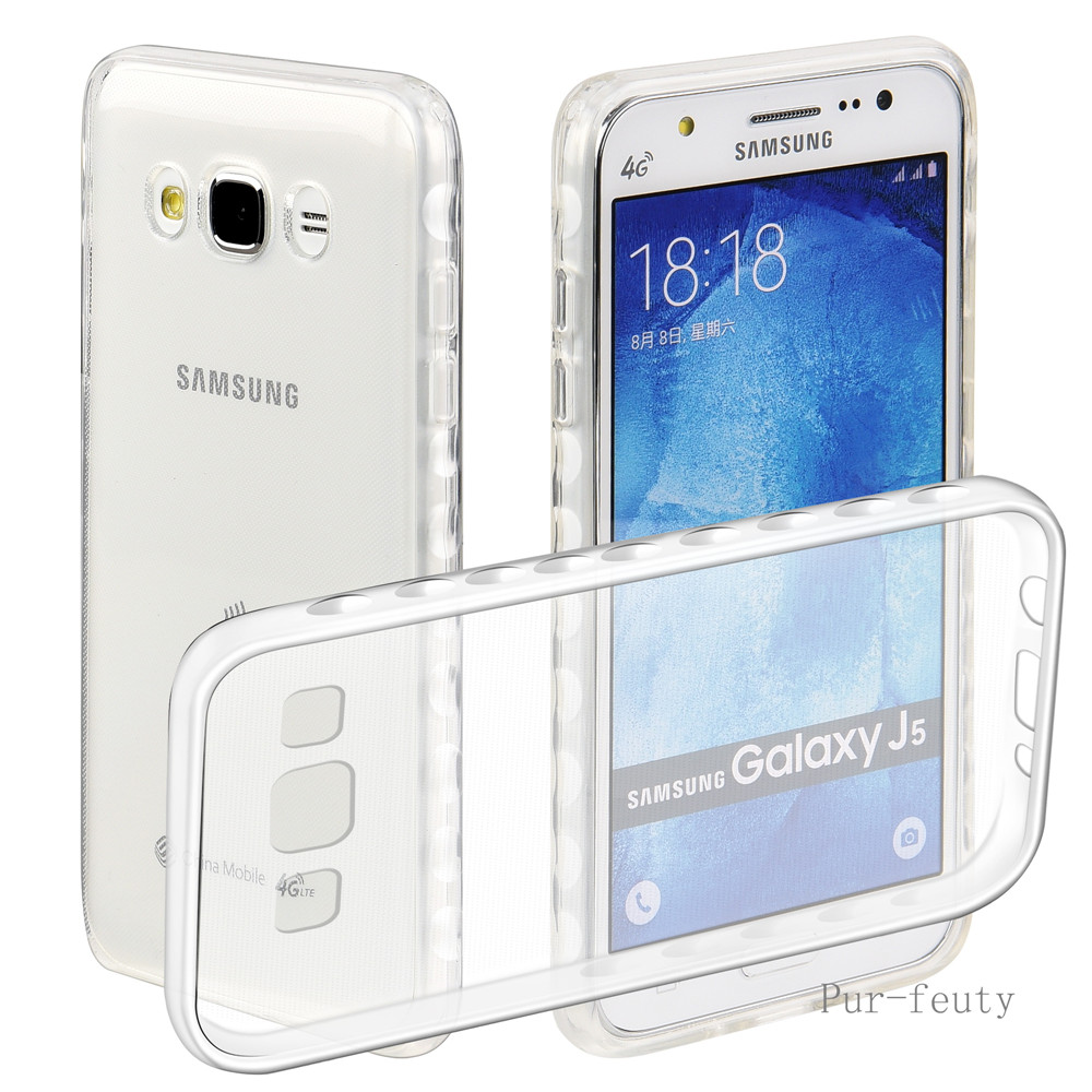 Fitted Case On Sfor Coque Samsung J5 2015 Sm J500 J500f J500h Galaxy Smj500 8gb For J7 J700h Ds Soft Tpu Back Cover In Cases From