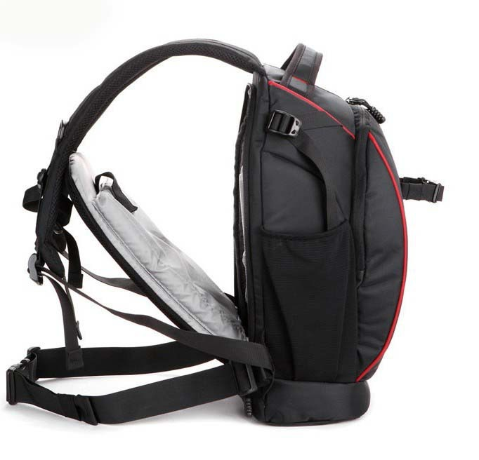 Professional Anti Theft Large Dslr Camera Bag Case Travel Photo Backpack Waterproof Fabric Freeshipping In Video Bags From Consumer