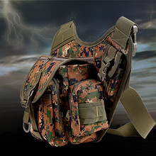 2016 New ! Garcia  Waist Tackle Bag Pockets Fishing Tackle Bags Fly Lure Reel Line Waterproof Fabrics Pockets Fishing Bag