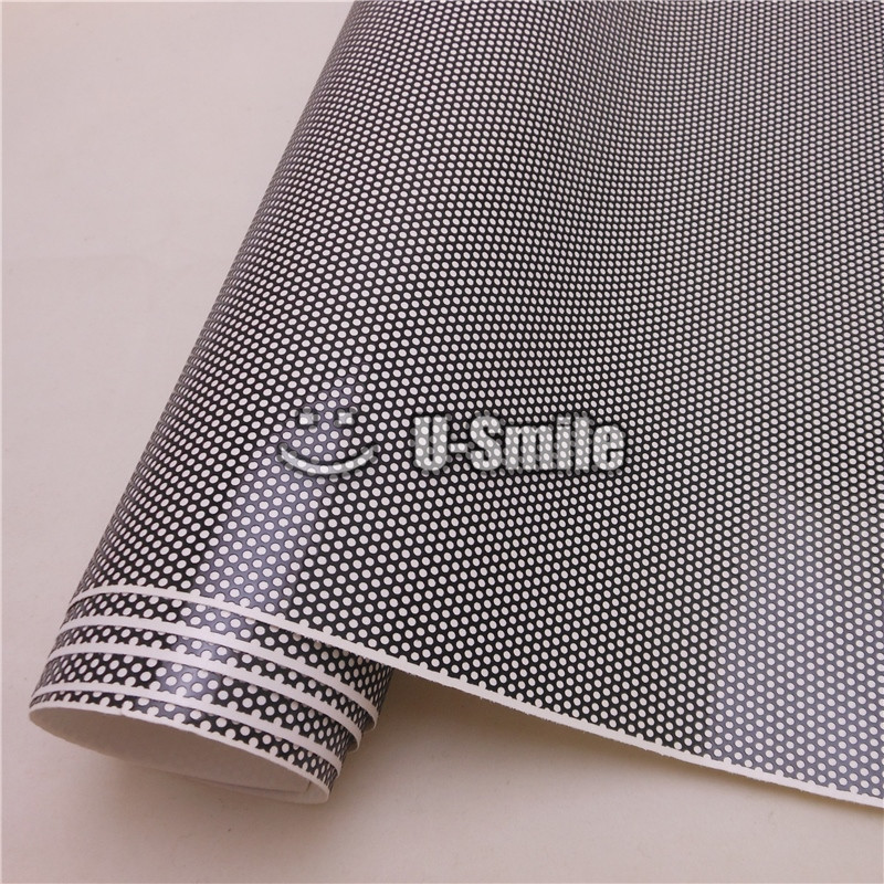 Spi Vision Graphics Headlight Tint Perforated Mesh Film Like Fly Eye 1.07x50M/Roll vision u60