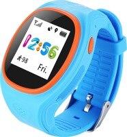NOWA Aktualizacja S866A Dzieci Inteligentny Zegarek ZGPAX GPS GPRS Śledzenie LBS Pogoda S866 DZIECI Smartwatch telefon dla iOS Android