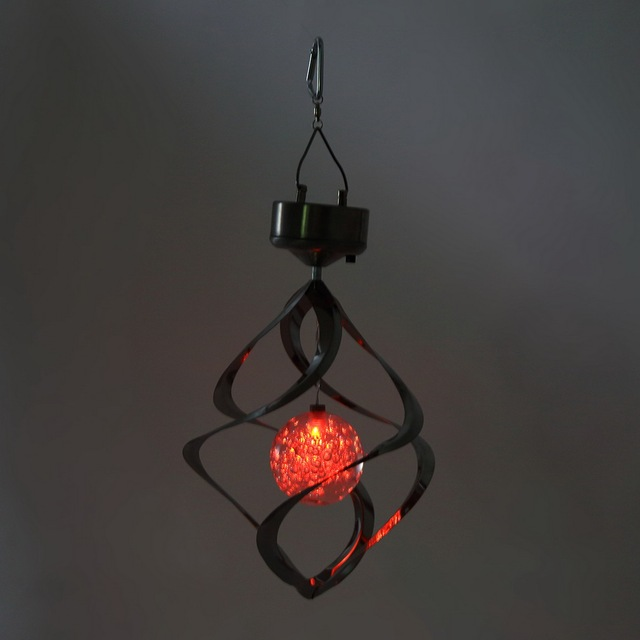 Color Changing Solar Powered LED Light 2