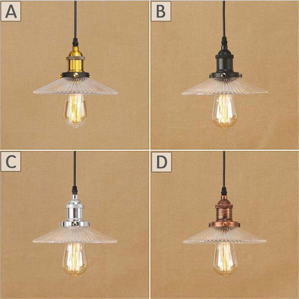 Vintage Pendant Lights Luminaire Lamp Loft E27 Hanglamp Lustre Lamparas For Restaurant Kitchen Home Lighting fixture scandinave