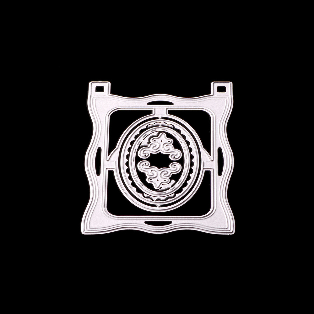 Home & Garden Easter Egg Diy Puzzle Metal Handicraft Carbon Steel Cutting Mold Happy Easter Letter Metal Cutting Mold Embossing Mould Fixing Prices According To Quality Of Products Home Decor