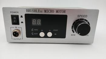 High Quality 2016 new 70,000 RPM Non-Carbon Brushless NEW Aluminium Shell Dental Micromotor control unit only