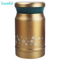 Stainless Steel Lunch Box Dinnerware Food Storage Container Children School Portable Bento Box Thermos For Food With Container