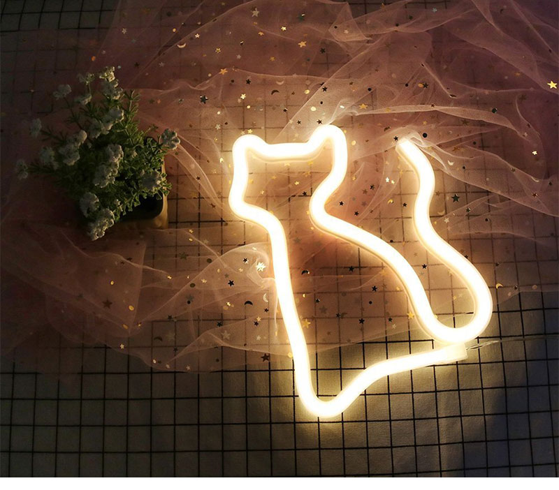 Creative Love in Heart Led Neon Sign Light for Holiday Xmas Party Wedding Decorations Bar Home Wall Decor Fashion Lighting (5)