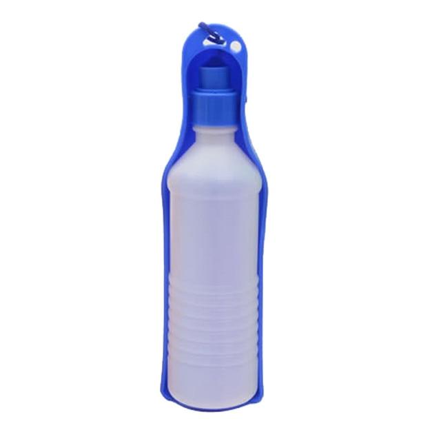 2018 NEW Hot Sale Nice 500ML Dog Travel Sport Water Bottle Outdoor Feed Drinking Bottle Pet Supply Portable Water Bottle 4