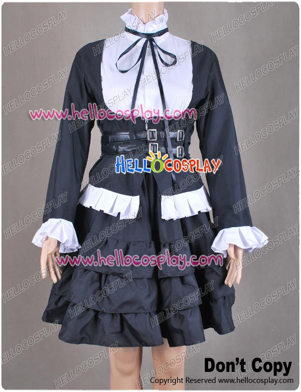 Erza Scarlet Cosplay Costume Dress H008