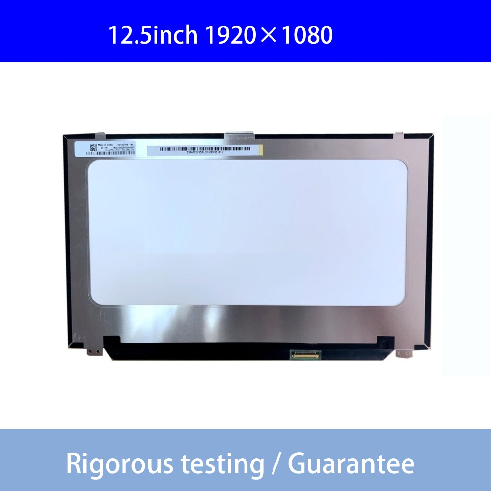 B125HAN02.3 fit LP125WF4-SPF1 NV125FHM-N41 IPS LCD Screen 1920x1080B125HAN02.3 fit LP125WF4-SPF1 NV125FHM-N41 IPS LCD Screen 1920x1080