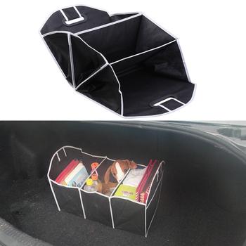 1x samochód składany bagażnik kontener towarowy torby pudełko dla Opel Zafira A B Vauxhall Zafira Corsa C Cambo D Vauxhall Corsa 3 tanie i dobre opinie DOTAATDW CN (pochodzenie) Pojemnik do bagażnika Torba Non-woven 68 X 34 x 34 cm Car Multifunction storage bag All kinds of tools can be stored