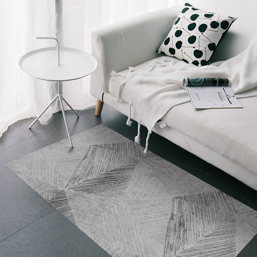Pencil Lines DIY Carpet Sticker Waterproof Easy to Clean Self-Adhesive Anti-Slip Wall Art Kitchen Bathroom Decor CA014