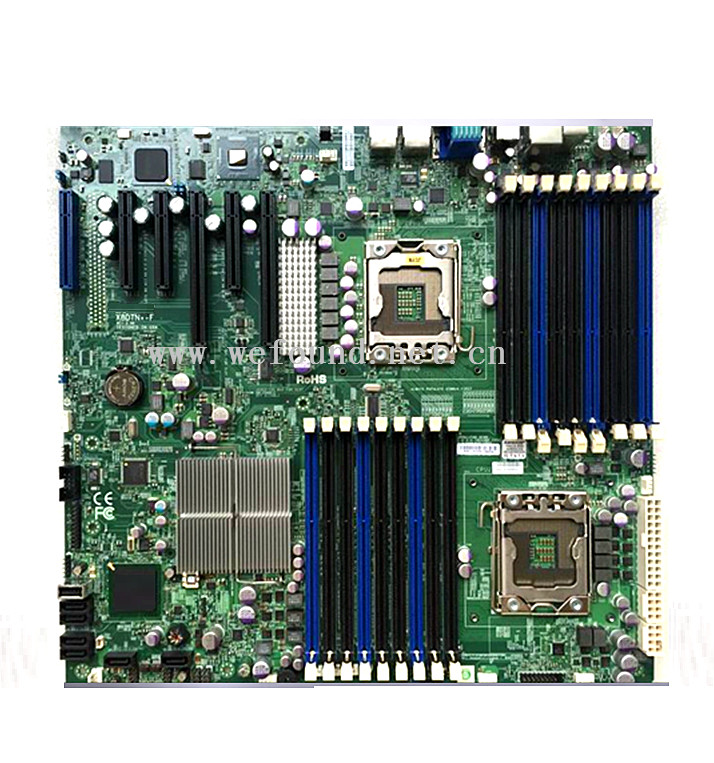 100% Working server Motherboard for X8DTN+-F 1366 X58 Fully Tested