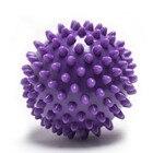 <+>  6 цвет пвх массаж рук шарик пвх подошвы ежа сенсорная тренировка шарики захвата портативный физиотер ✔