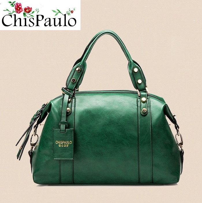 Luxury Brand Women Bags 2017 Designer Tassel Women's Genuine Leather Handbags Casual Crossbody Bags For Women Shoulder Chain X37