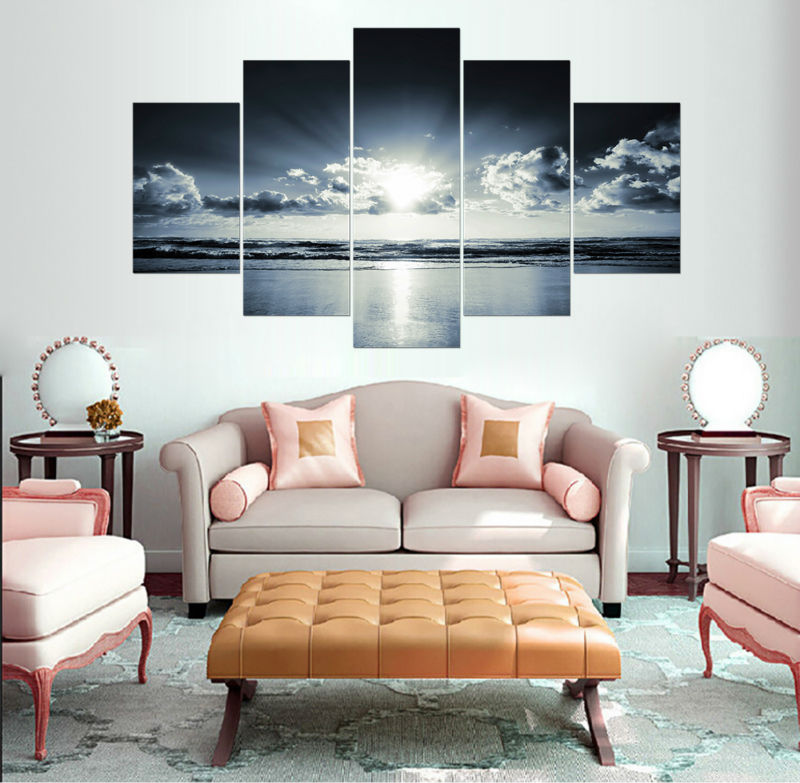 Sunrise ocean promotion shop for promotional sunrise ocean for Living room 12x18