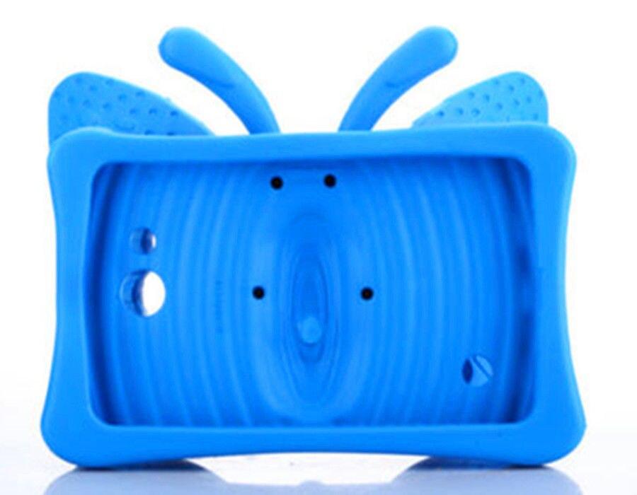 Tecknad barnfodral till Samsung Galaxy Tab 3 t211 Lite T110 T111 flik - Surfplatta tillbehör - Foto 5
