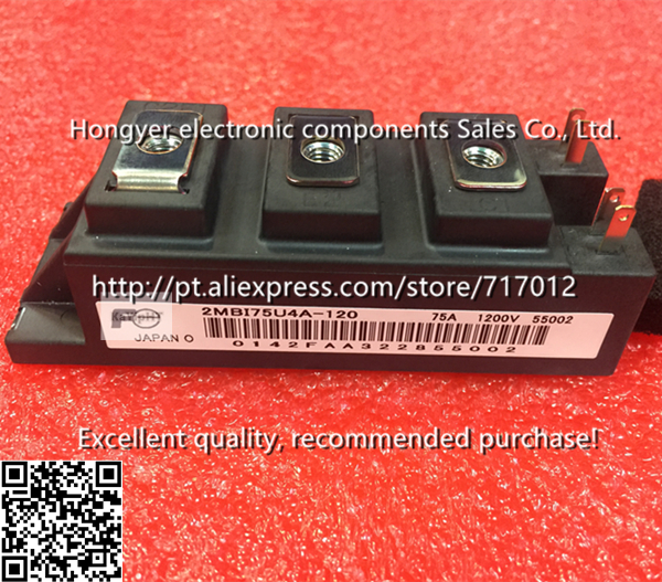 ФОТО Free shipping IGBT 2MBI75U4A-120(2MBI75U4A-120) No New(Old components,Good quality) ,Can directly buy or contact the seller