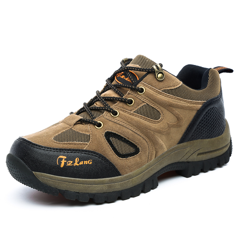 autumn winter outdoor hiking shoes big size 13 sport