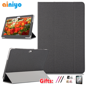 """Stand Case for Teclast M20 ALLDOCUBE M5 M5S M5XS Onda x20 10.1"""" Tablet PC Protective Cover for Cube M5X iplay10 pro + gfits(China)"""