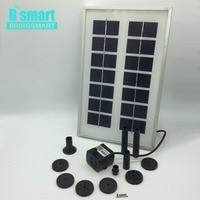 Bringsmart JT 180 3W 12V DC Brushless Solar Water Pond Fountain Pump Kit 300L H 150CM