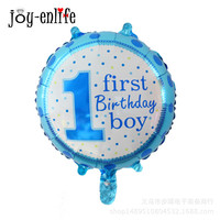 Joy Enlife 18 Inch Foil Balloons Globos Inflatable Ballons Gift Party Decorations Kids Baby Shower Birthday