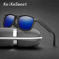 KeiKeSweet HD Polarized UV400 Rayed Rivet Ce Top Hot New Men Or Women Sunglasses Shades Brand