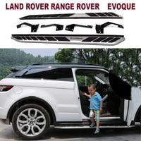 Para land rover range rover evoque 2011.2012.2013.2014.2015.2016.2017 estribos laterais barra passo pedais de alta qualidade nerf bares|side step nerf bars|nerf running boardsbar bar -