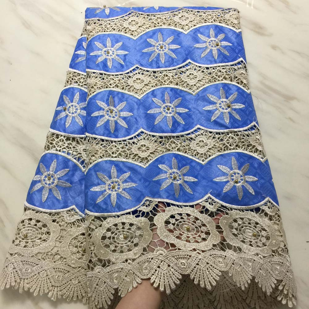 2018 New arrival African Bazin Riche Getzner fabric with Embroidery lace for dress African lace fabric 5 Yards free shipping2018 New arrival African Bazin Riche Getzner fabric with Embroidery lace for dress African lace fabric 5 Yards free shipping