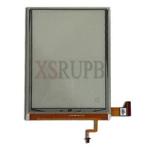 Image 1 - New LCD Screen ED068OG1 ED0680G1 for KOBO Aura H2O Reader E book LCD Displayl free shipping