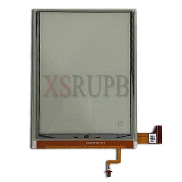 New LCD Screen ED068OG1 ED0680G1 for KOBO Aura H2O Reader E book LCD Displayl free shipping