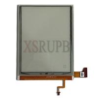 Original New LCD Screen ED068OG1 ED0680G1 For KOBO Aura H2O Reader E Book LCD Displayl Free