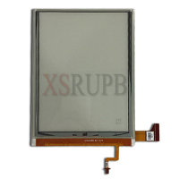 Original New LCD Screen ED068OG1 ED0680G1 For KOBO Aura H2O Reader E Book LCD Displayl Free