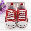 De alta Calidad de Lona de La Manera Zapatos de Bebé de 2016 Del Otoño Del Resorte Unisex Zapatos Infantiles Del Niño Zapatillas de deporte de Ocio Niños Zapatos Z-1