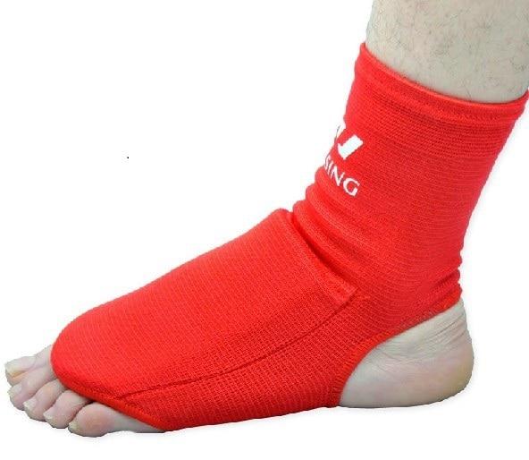 Foam Thai Boxing Taekwondo feet Instep Leggings Leg protect protector - Sportswear and Accessories