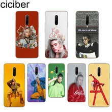 ciciber Billie Eilish Phone Case For Oneplus 7 Pro 1+7 Pro Soft TPU Back Cover for Xiaomi 9 Coque For Redmi Note 7 6 Pro Funda
