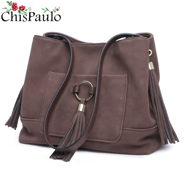 Chispaulo Women Bags Brand 2017 Famous Brands Designer Handbags High Quality S Genuine Leather Messenger