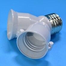 1 шт., E27, E14, GU10, G9, E12, B22, цоколь, держатель для лампы для обоюдного преобразования, адаптер для конвертера, патроны, светодиодный светильник для кукурузной лампы