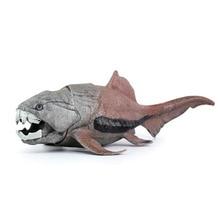 Simulation Dunkleosteus Dinosaur Model Toy Animals Dinosaurs Action Figure Model Set Jurassic Toys For Children Boys