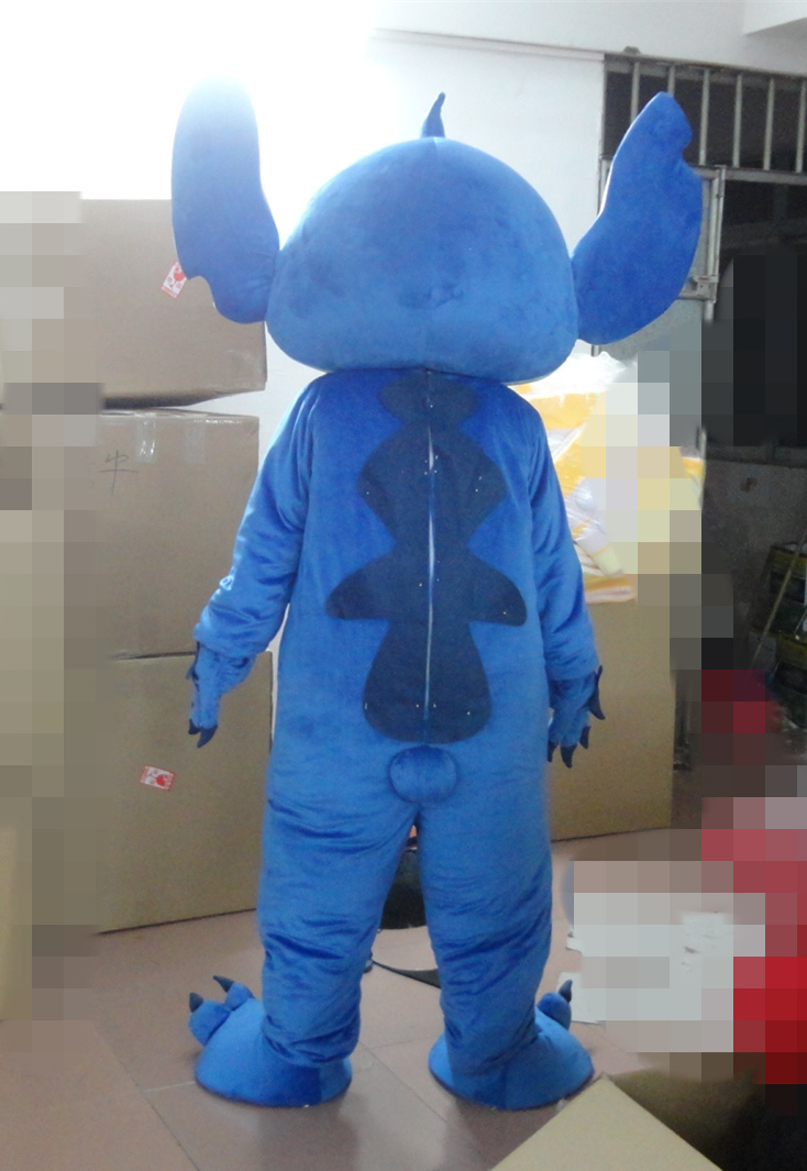 2017 Custom Made Animal Mascot Lilo Amp Stitch Mascot Costume Stitch Mascot Costume Lilo Amp Stitch