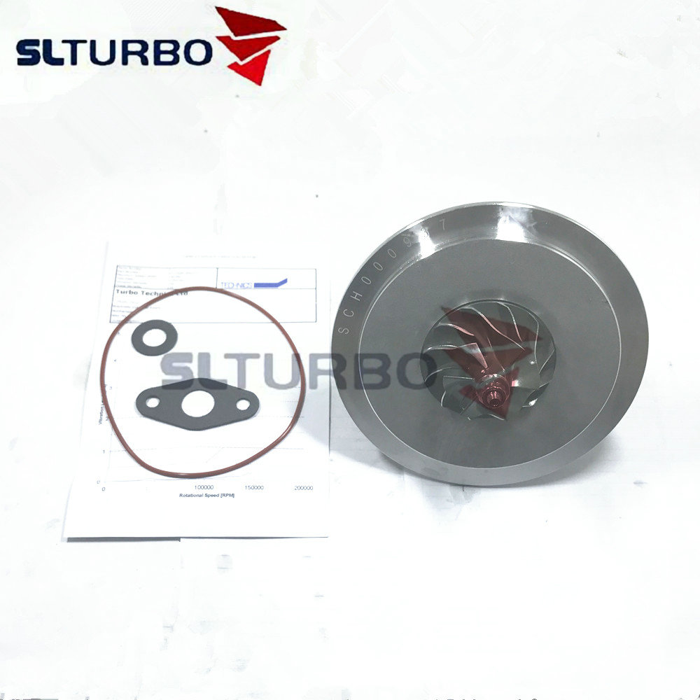 Balanced Turbo Core 700273-5002S 700273-5003S Turbine 28200-4B151 Cartridge For Hyundai Van/Light Duty Truck 4D56T 58Kw 2500 Ccm