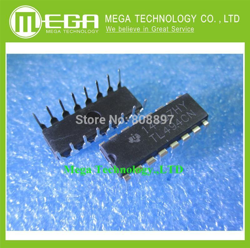 Free shopping 20 PCS TL494CN DIP-16 TL494C TL494 PULSE-WIDTH-MODULATION CONTROL