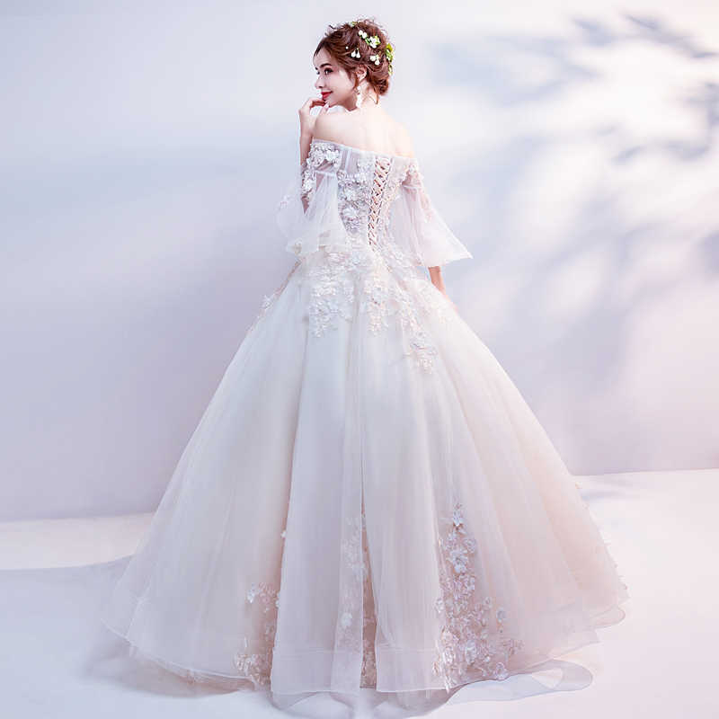 0faef3998d15d SOCCI Weekend Lace 3D Flower Sweetheart Ivory Fashion Sexy Wedding Dresses  for brides China vestidos de noiva mariage Dress