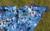 VILEAD 10 M (33FT) grande Mar Azul Rede de Camuflagem Militar Do Exército Digital Camo Compensação ao Abrigo do Sol Sombra Net para a Caça Camping Tenda