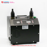Lagenda 3 0 Free Shipping Timer And Counter Electric Balloon Inflator B322