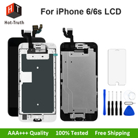 E Trust AAA Quality For IPhone 6 LCD Display Touch Screen Digitizer Assembly Tool Home Button