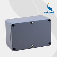 120*80*55mm CE Approved Waterproof Electronic Enclosure /Waterproof Aluminum Box/Junction Box (SP-AG-FA2)