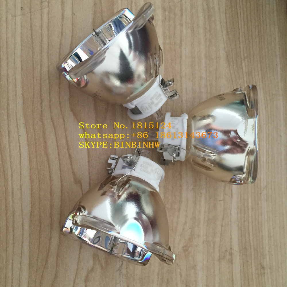 ORIGINAL BARE BULB/LAMP NO housing Projector Lamp NP-9LP01/01165205 for NEC NC900,NC900C,NC-900C Projector 2PC/LOT Free shipping projector bulb lh01lp lh 01lp for nec ht510 ht410 projector lamp bulbs with housing free shipping